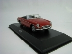 MGB 1962 Red 1:43 Maxichamps